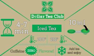 iced tea zero caffeine