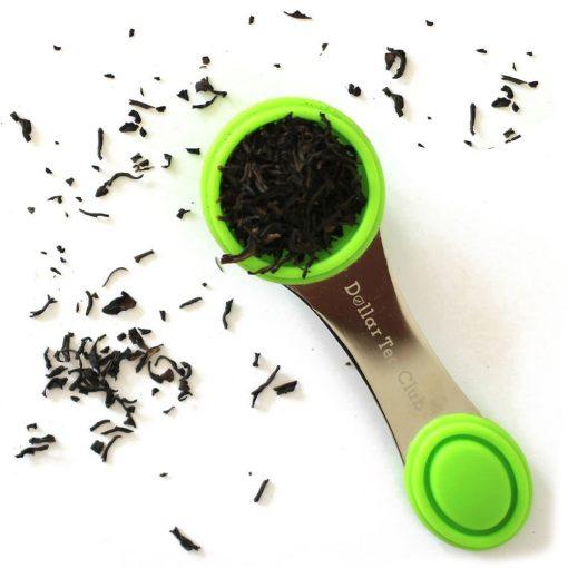 measuring tea spoon
