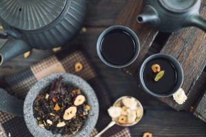 Dollar Tea Club, Tea Flat Lay, Brewing Herbal Tea, Herbal Tea Recipe, How to Brew the Perfect Cup of Tea