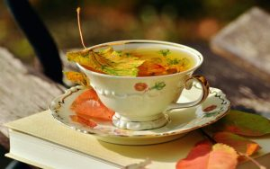 Fancy Cup of Herbal Tea