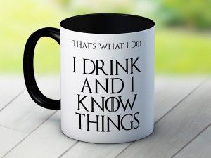 Tea Drinking Fruit
