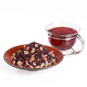 tea types, fruit tea
